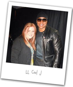 LL Cool J (right)