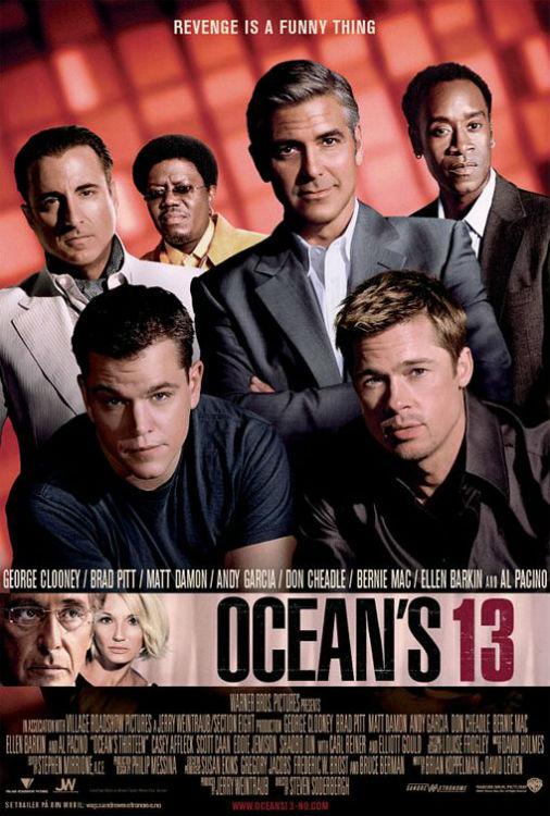 Oceans 13 750